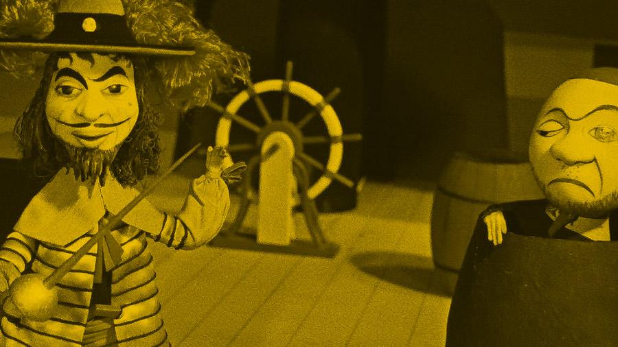 Fotos z filmu Baśń o korsarzu Palemonie