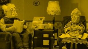 Fotos z filmu Druciane oprawki