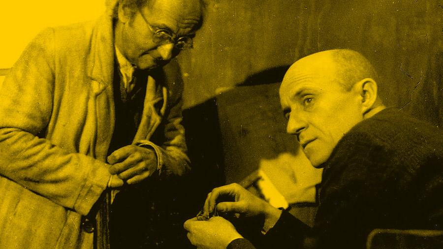 Fotos z filmu Golem