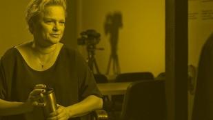 Fotos do filmu Kobieta bez przestrzeni