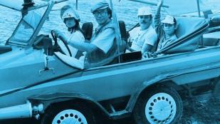 Fotos do filmu Latające machiny kontra Pan Samochodzik