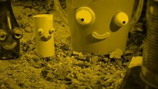 Fotos z filmu nieNiepotrzebni - rzecz o recyklingu