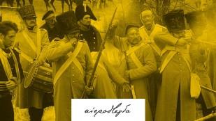 """Fotos do filmu """"Wojciech Kossak, Olszynka Grochowska"""" z cyklu """"Polska Niepodległa"""""""