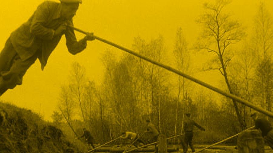 Fotos do filmu Płyną tratwy