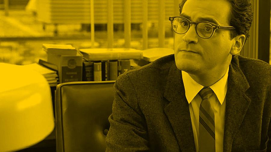Fotos z filmu Poważny człowiek