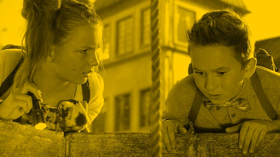 Fotos do filmu Biuro detektywistyczne Lassego i Mai. Stella Nostra