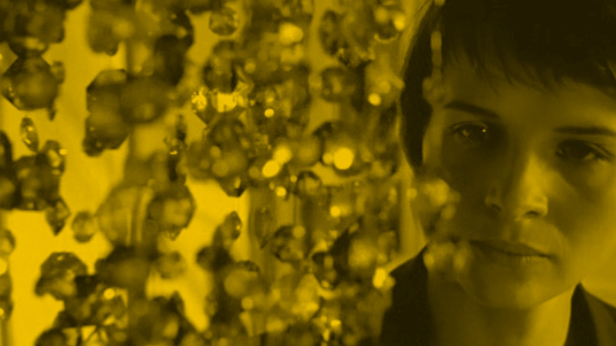 Fotos do filmu Trzy kolory. Niebieski