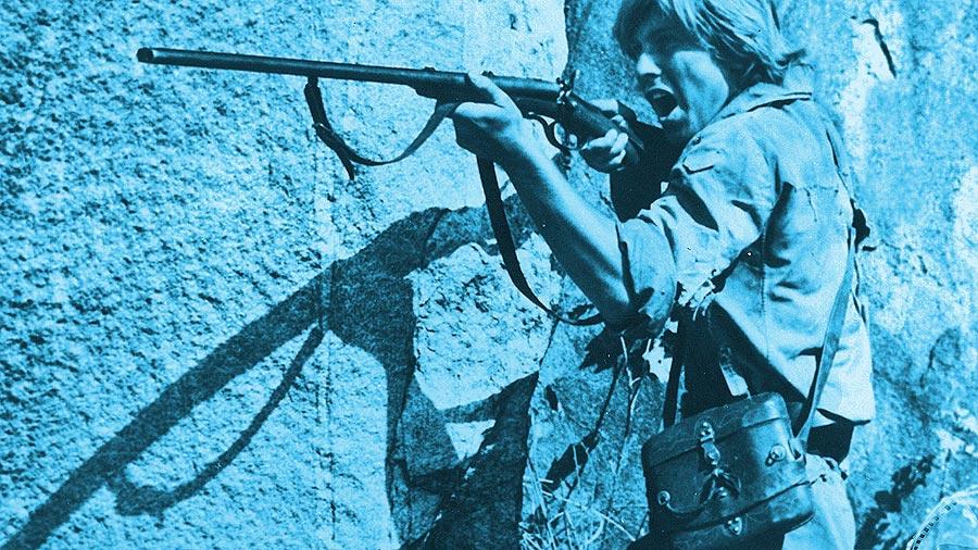 Fotos do filmu W pustyni i w puszczy