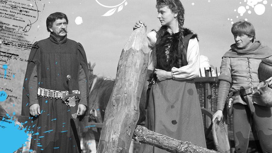 Fotos do filmu Krzyżacy