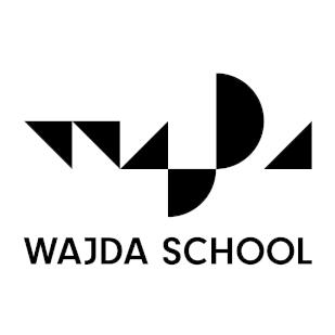 Logotyp Mistrzowskiej Szkoły Reżyserii Filmowej Andrzeja Wajdy